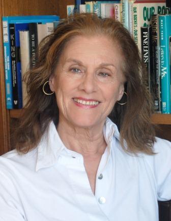 Suzanne Braun Levine - photo credit Joanna Levine