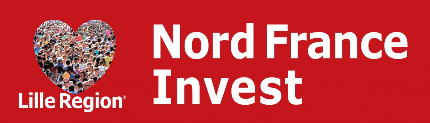 Nord France Invest Lille Région rouge HD