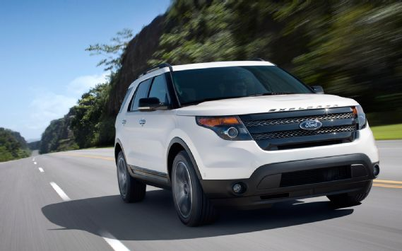 Ford Explorer coming to Middle Tennessee!