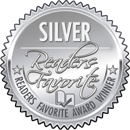 The 2012 Readers Favorite Silver Award