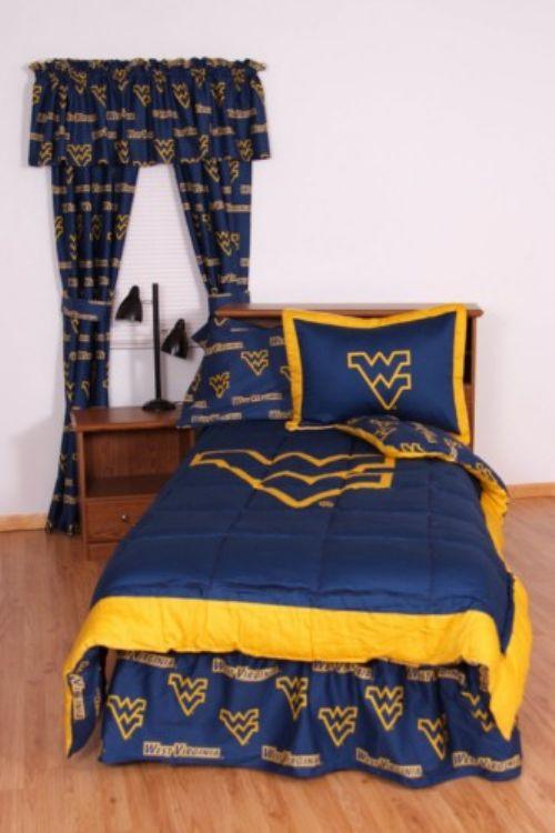 WVU Mountaineers Bedding