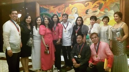 The first complete set of global winners for Gawad