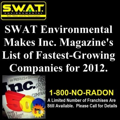 S.W.A.T. Radon Mitigation
