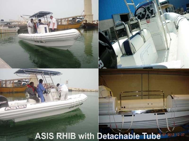 ASIS Boats Offshore RHIB