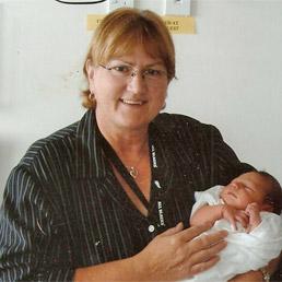 Judith Bone - Midwife