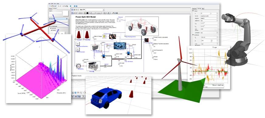 MapleSim 6 Advanced System-Level Modeling