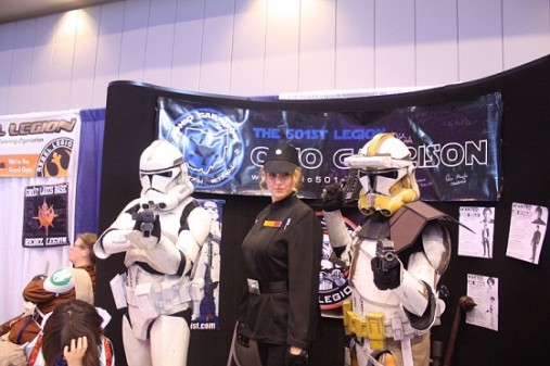 501st Rebel Legion Ohio Garrison - photo by Tiffan