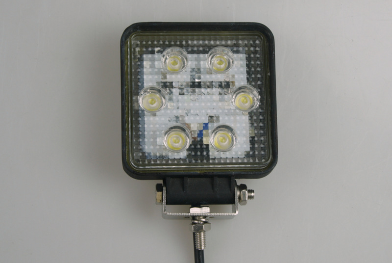 LED Work Light for Trucks and Tractors