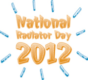National Radiator Day takes place on 1st October 2012
