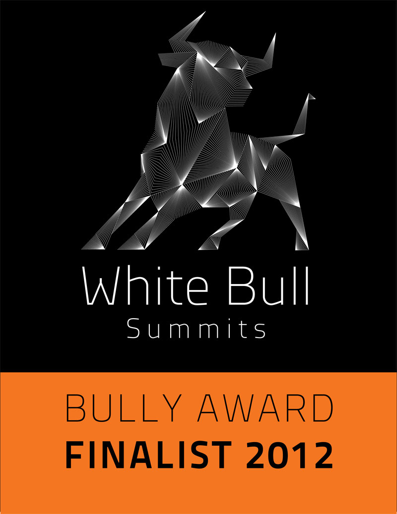 Bully Award 2012 Finalist