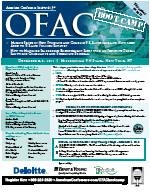 OFAC Boot Camp
