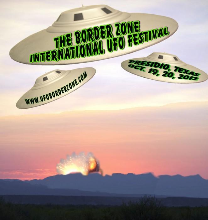 Border Zone UFO Festival