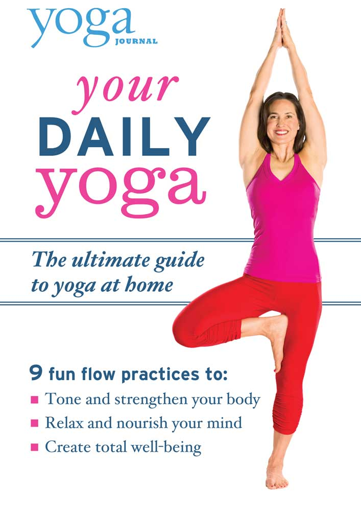 Yoga Journal's Your Daily Yoga DVD