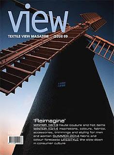 Textile View Magazine