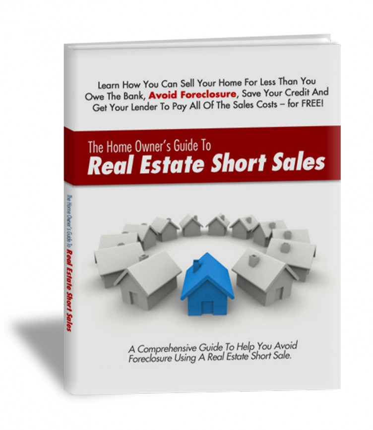 FREE eBook explains the ins and outs of Short Sales www.MIForeclosureHelp.com