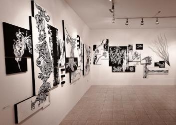 Sana Jamlaney's work