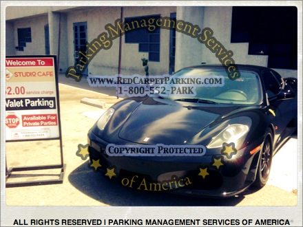 Valet Parking Los Angeles