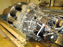 Allison J-33 Turbo Jet Engine
