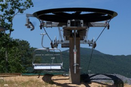 LVSSR is getting a new quad chairlift this season similar to this one.