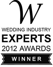 2012 Wedding Industry Experts Winner - Best Wedding Planner Laurel MD