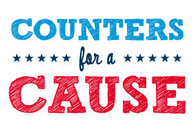 Save big and help troops at the Counters for a Cause sale