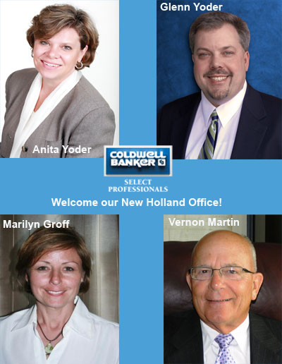 New-Holland-PA-real-estate-agents-Coldwell-Banker