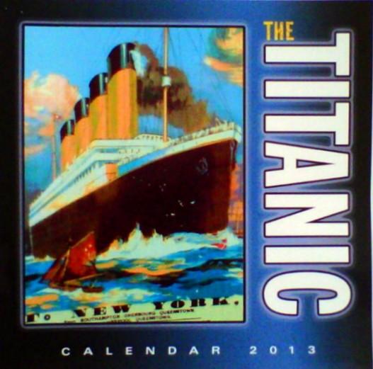 Titanic2013Calendar