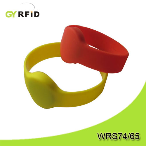 NTAG203 NFC Wristband, NFC bracelets for water park