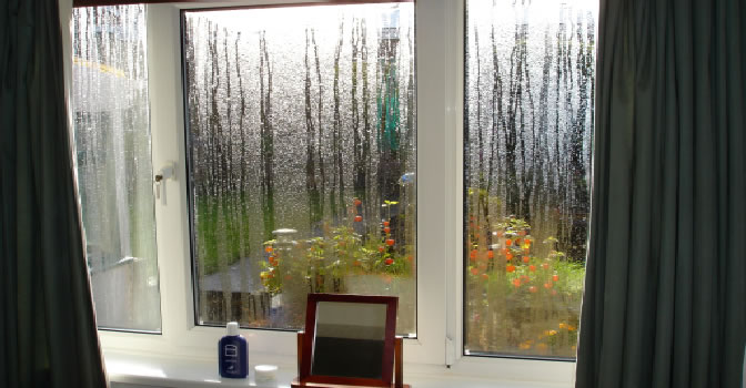 Condensation In A New Build Property