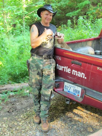 Call of the Wildman's' Turtleman Coming to Lebanon, Ky.