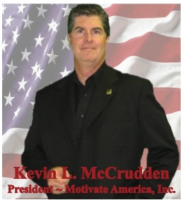 """Kevin L. McCrudden """"Mr. Motivation""""   Author of """"Who Are You?"""""""