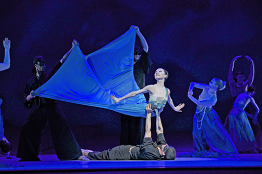 San Francisco Ballet production of The Little Mermaid
