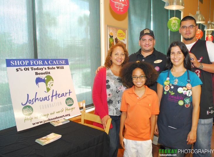 5% Giving Back Day Whole Foods Market-Aventura