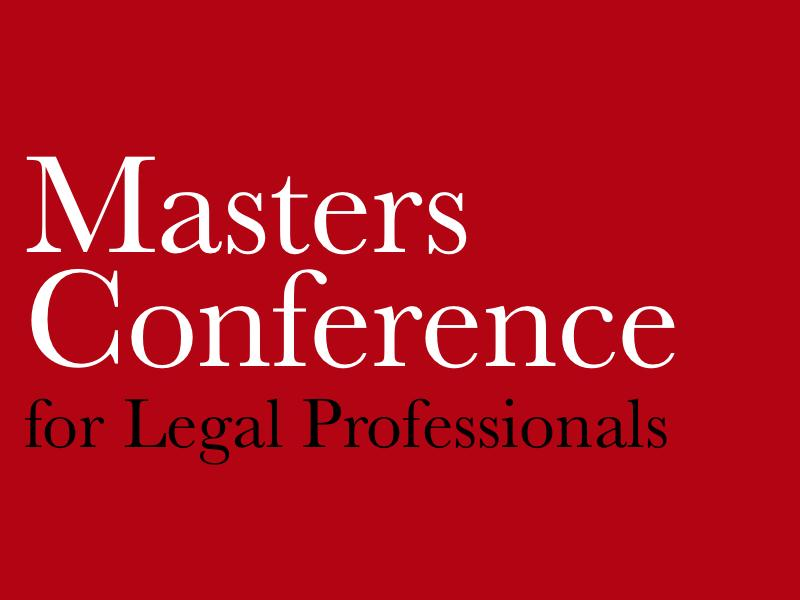 Masters Conference