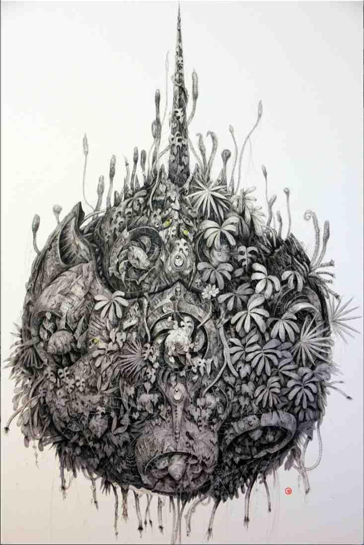 HORSESHOE CRAB1 by YASUTO SASADA
