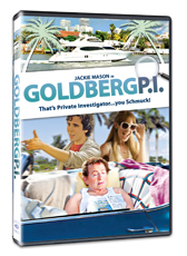 GOLDBERG - P.I. DVD