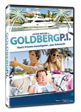 GOLDBERG - P.I. DVD