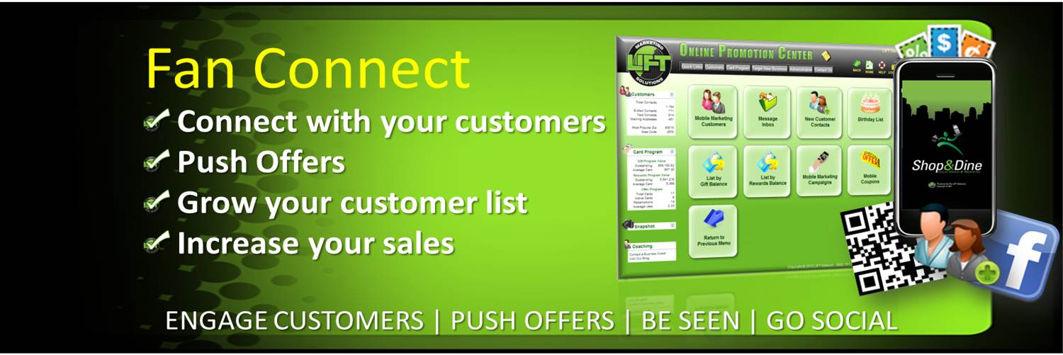 Fan Connect- F/T or P/T Earn extra income helping local businesses.