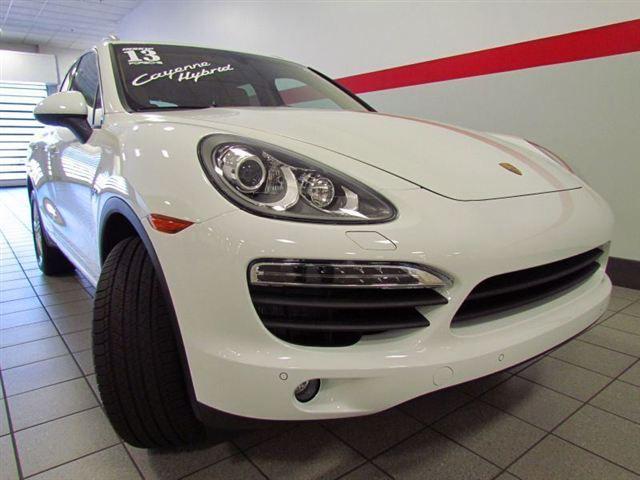 Export USA 2013 Porsche Cayenne Hybrid World Wide Call 1855692