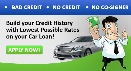 Get Car Finance With Bad Credit