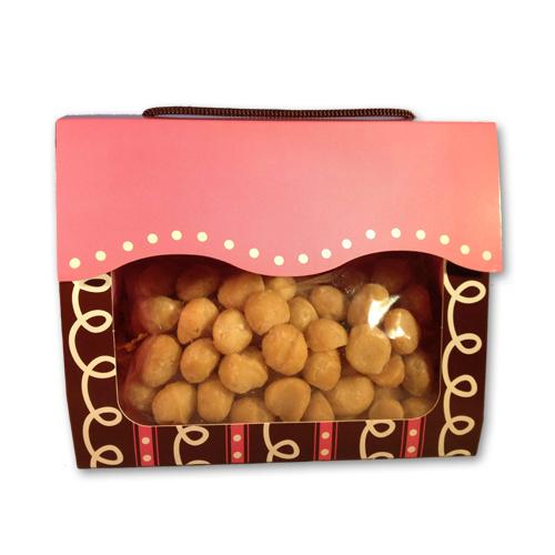 Macadamias Tote BasketBox