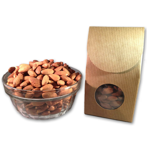 Roasted Almonds Mini BasketBox