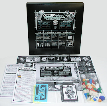 OCCUPYology Board Game