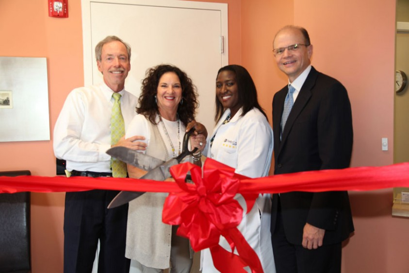 City Funriture Health Center Ribbon Cutting