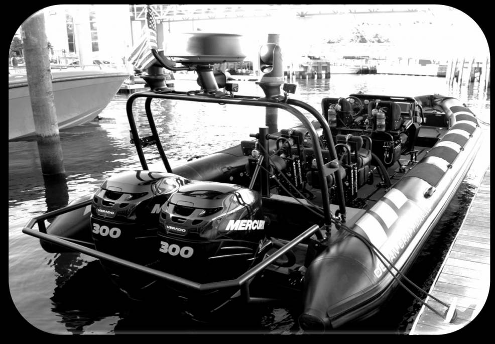 Ocean Craft Marine RHIB