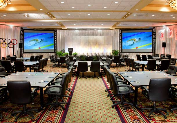 The Irvine Marriott Offers 27,000 Square Feet Of Event Space