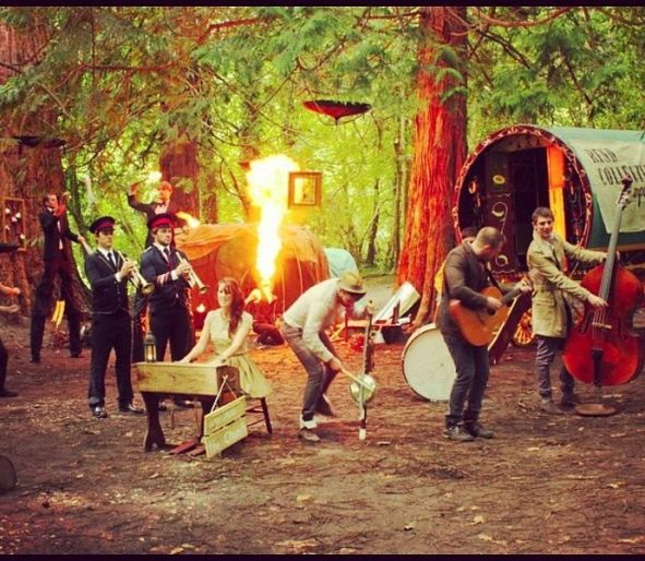 "Rend Collective Experiment- ""Build Your Kingdom Here"" - Video Shoot"