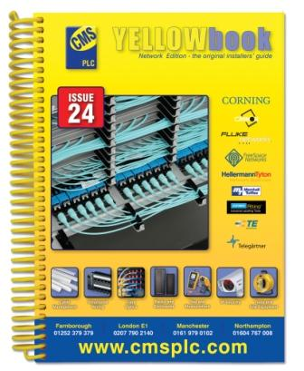 Yellow book Issue 24 from CMS plc