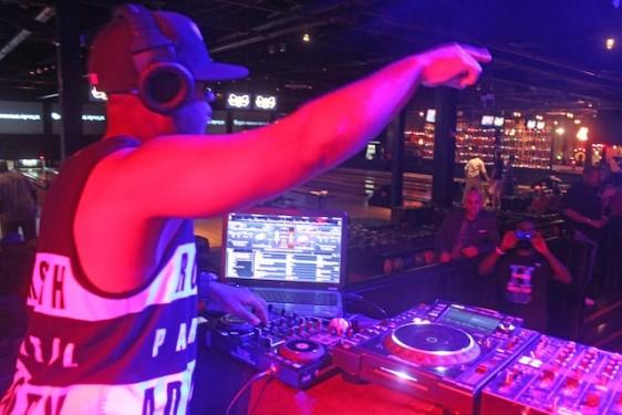 DJ Chris Faust