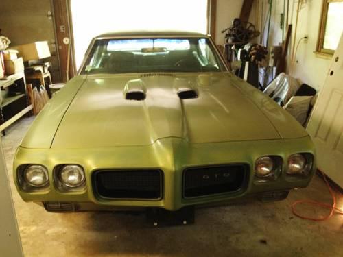 1970 Pontiac The Judge